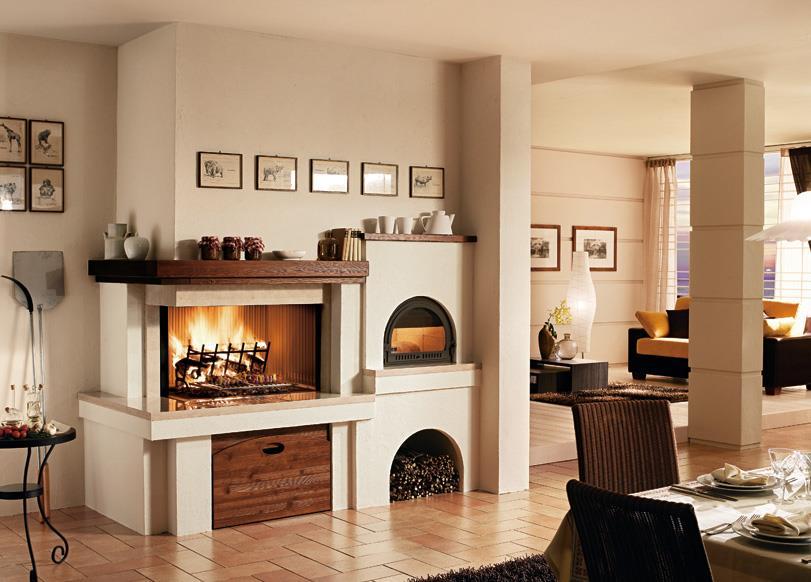 Rivestimenti Cortina con forno 102 Image