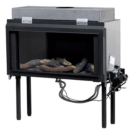 Caminetto Forma 95 Gas Image